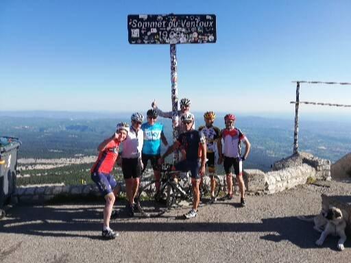Das Radsportcamp